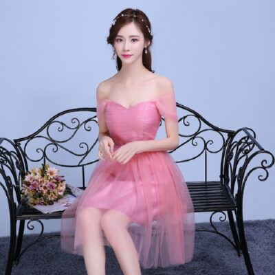 Đầm Múa | Đầm Phụ Dâu